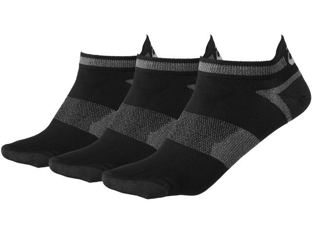 asics Lyte - Chaussettes course à pied - 3 Pack noir